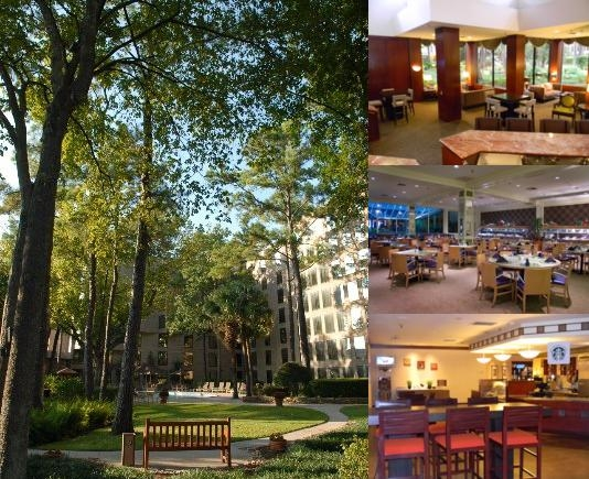 Doubletree Hotel Houston Intercontinental Airport photo collage