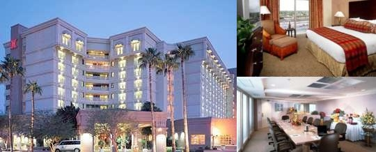 Hilton Phoenix / Mesa photo collage