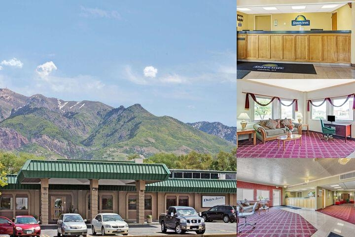 Ogden Days Inn photo collage
