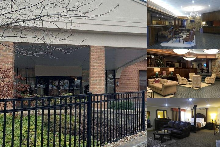Best Western Wooster Hotel photo collage