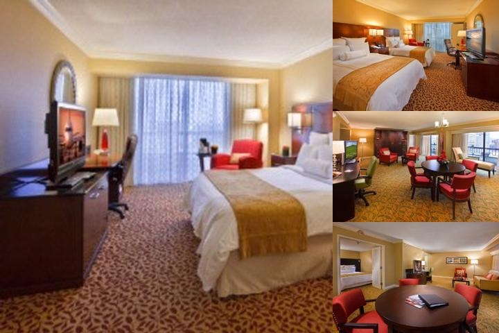 Marriott Downtown Salt Lake City photo collage