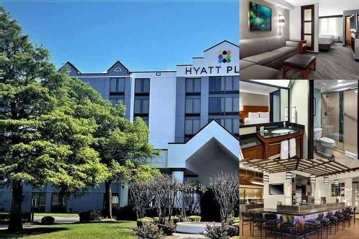 Hyatt Place Okc Airport photo collage