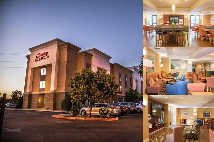 Hampton Inn & Suites Lathrop photo collage