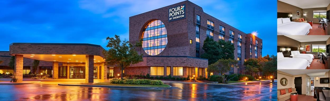 Four Points by Sheraton Milwaukee North Shore photo collage
