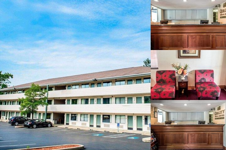 Quality Inn & Suites Pittsburgh / Gibsonia North photo collage