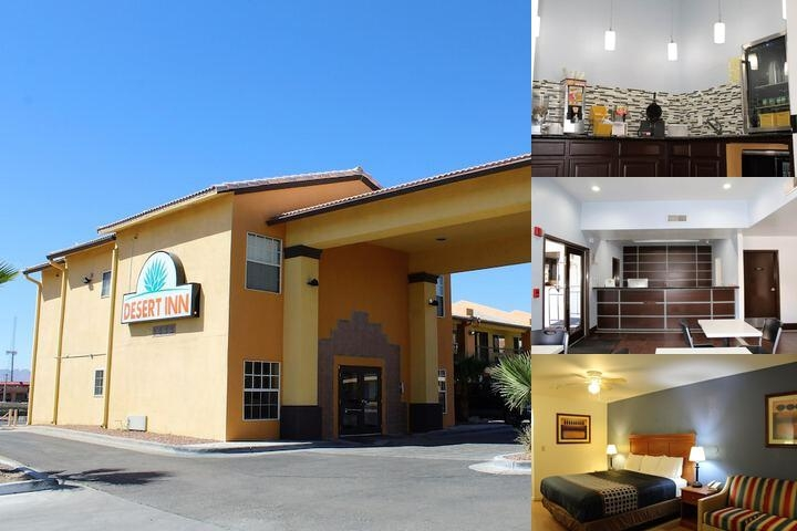 Days Inn El Paso West photo collage