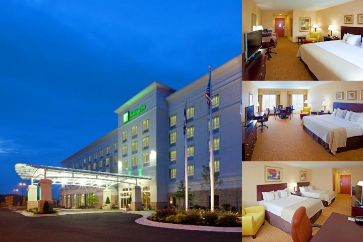 Holiday Inn Winchester Se Historic Gateway photo collage
