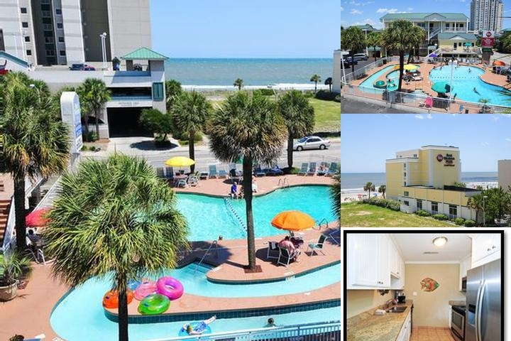 Best Western Grand Strand Inn & Suites photo collage