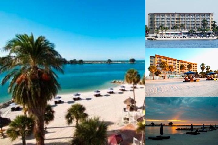 Wyndham Garden Clearwater Beach photo collage
