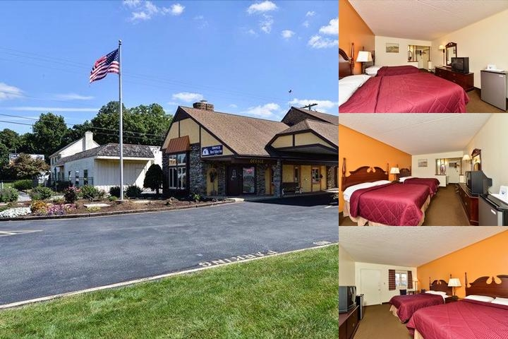 Americas Best Value Inn Ronks / Lancaster County photo collage