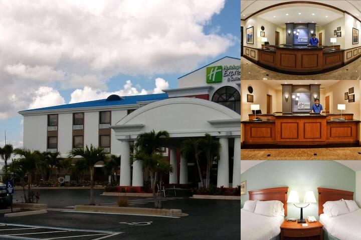 Holiday Inn Express Hotel & Suites Lake Okeechobee photo collage