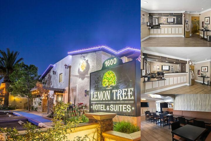 Lemon Tree Hotel & Suites Anaheim photo collage
