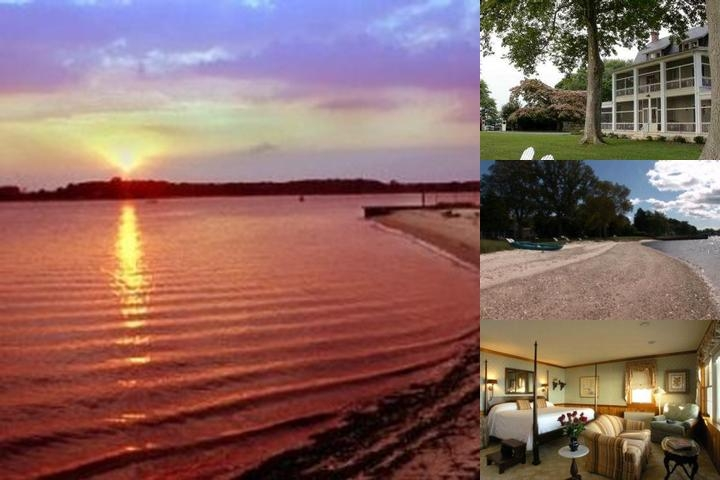 Sandaway Waterfront Lodging photo collage