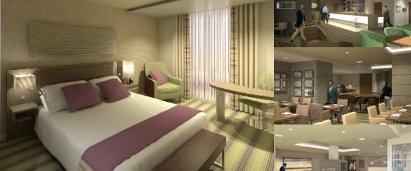 Holiday Inn Stevenage photo collage
