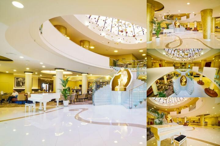 Hotel Don Giovanni photo collage