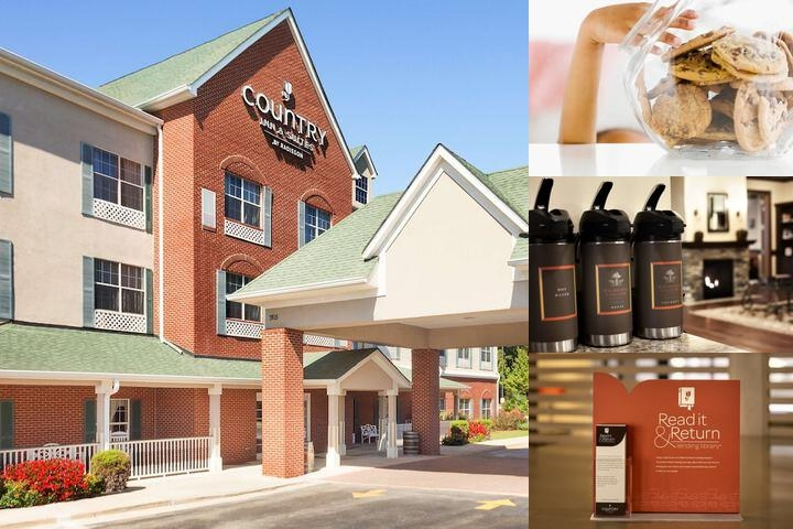 Country Inn & Suites Fairburn photo collage