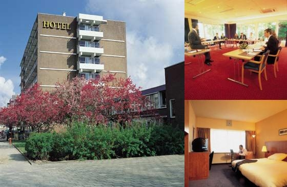 New West Inn photo collage