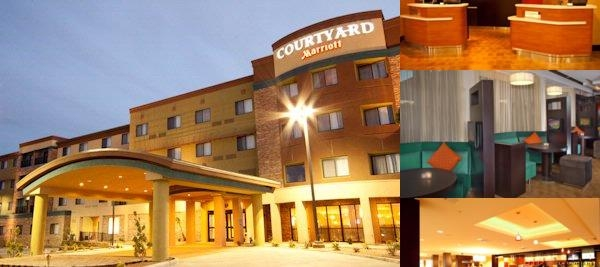 Courtyard Marriott Victorville photo collage