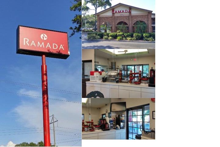 Ramada Temple Terrace / Tampa North photo collage