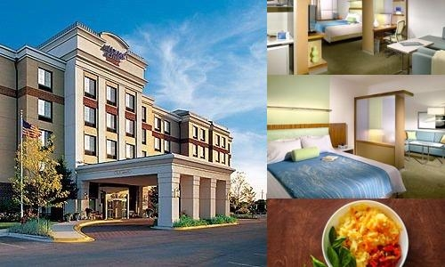 Springhill Suites by Marriott North Charleston photo collage