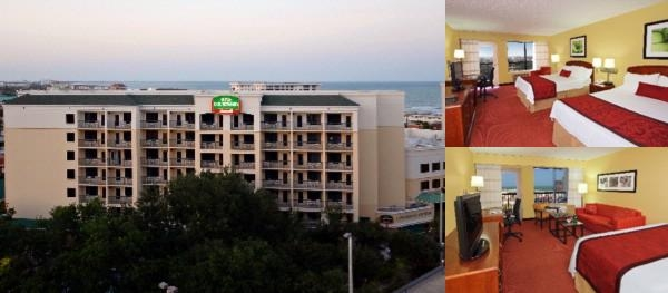 Courtyard by Marriott Cocoa Beach Cape Canaveral photo collage