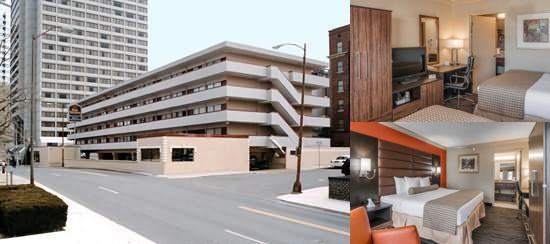 Best Western Downtown Convention Center photo collage