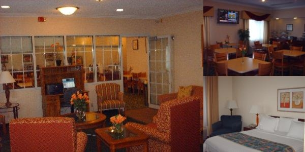 Independence Fairfield Inn photo collage