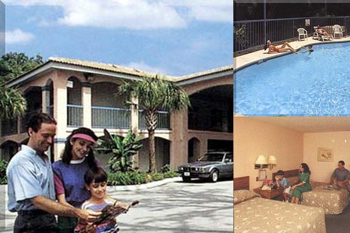 Flamingo Inn photo collage