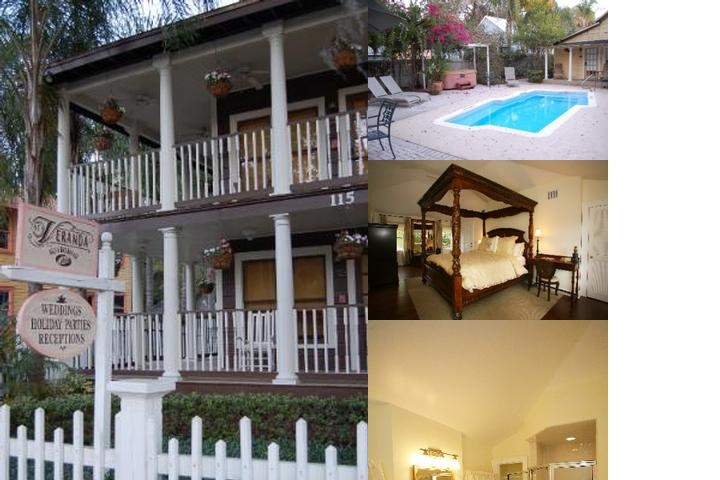 The Veranda Bed & Breakfast photo collage