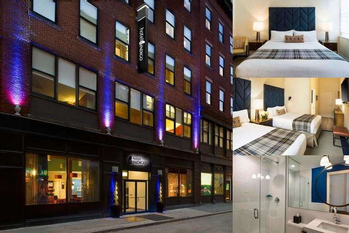 Holiday Inn Express & Suites Boston Garden photo collage