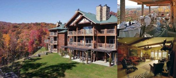 The Lodge at Buckberry Creek photo collage