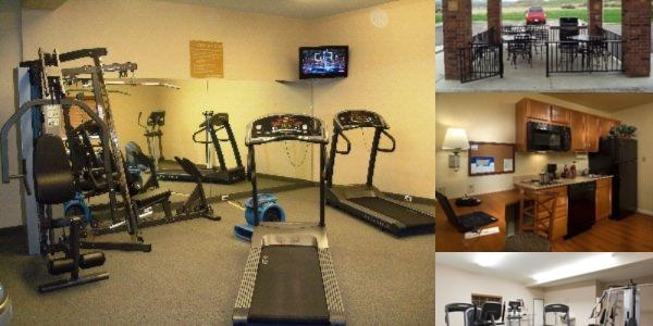 Candlewood Suites Northwest Colorado photo collage