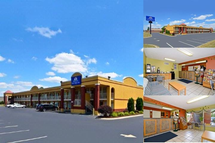 Americas Best Value Inn Indy East photo collage