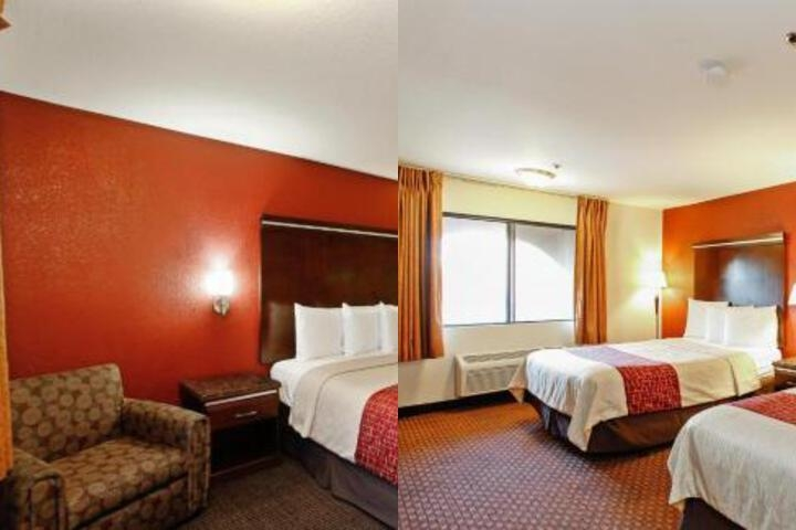 Red Roof Inn Ontario photo collage