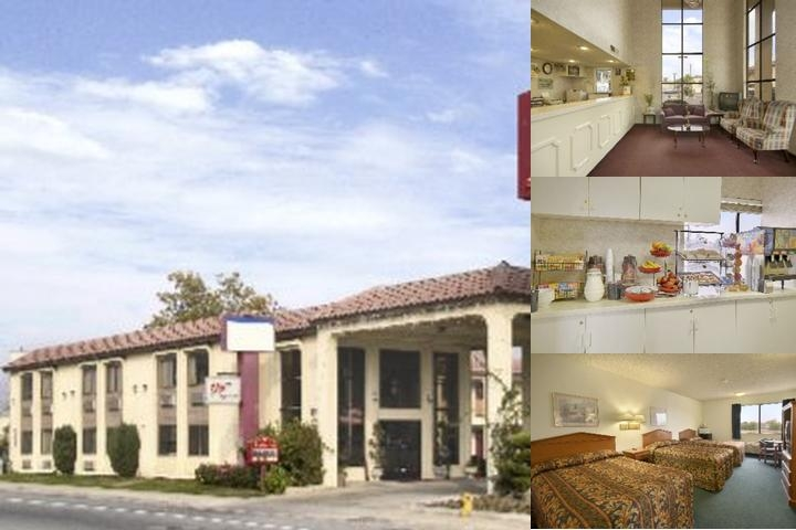 Ramada Limited Central Bakersfield photo collage