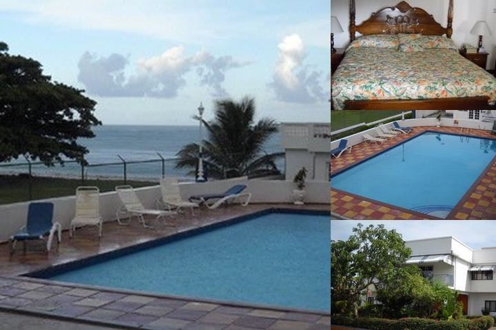 Seacrest Beach Hotel photo collage