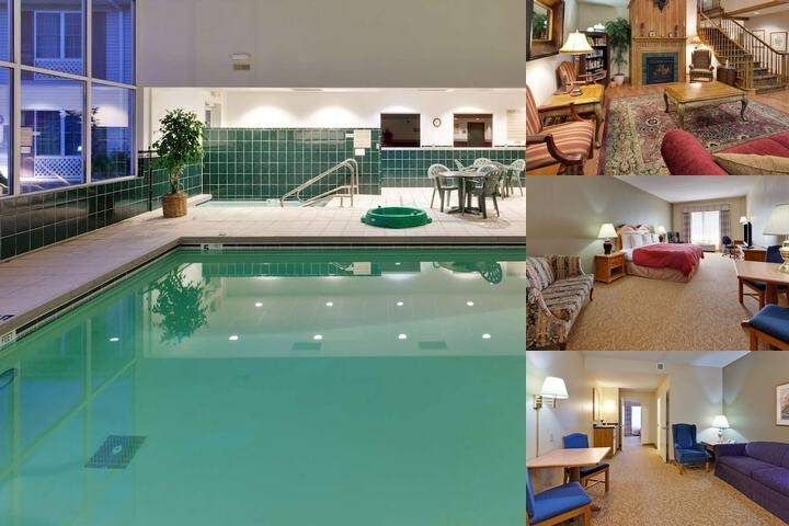 Country Inns & Suites Mt. Morris at Letchworth Par photo collage