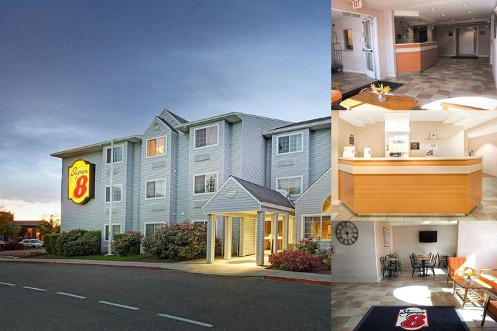 Super 8 Motel Sacramento Airport photo collage
