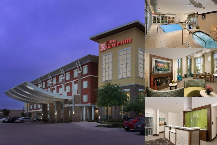 Hilton Garden Inn San Antonio Airport photo collage