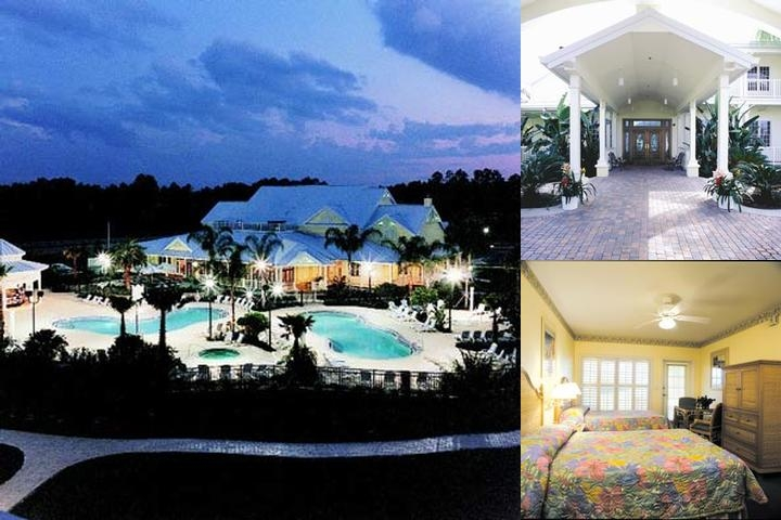 Crowne Plaza Resort photo collage