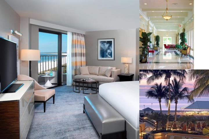 The Hilton Marco Island Beach Resort & Spa photo collage
