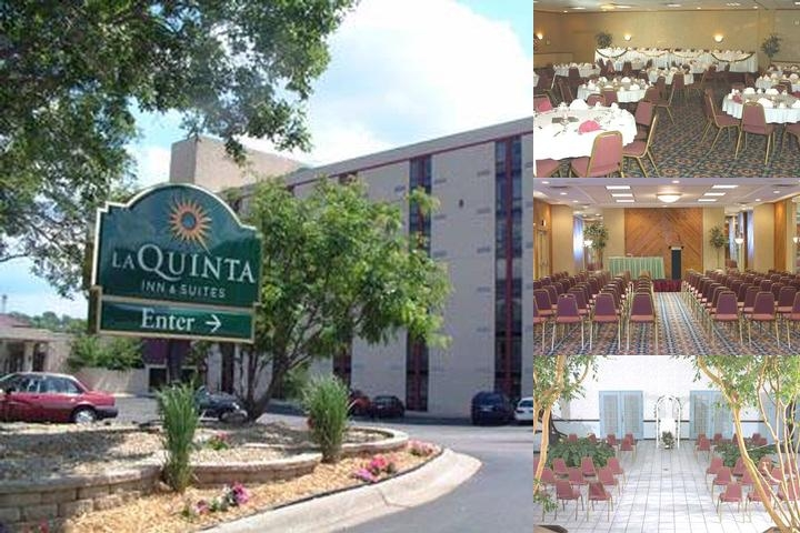 La Quinta Inn Ste Saint Paul photo collage