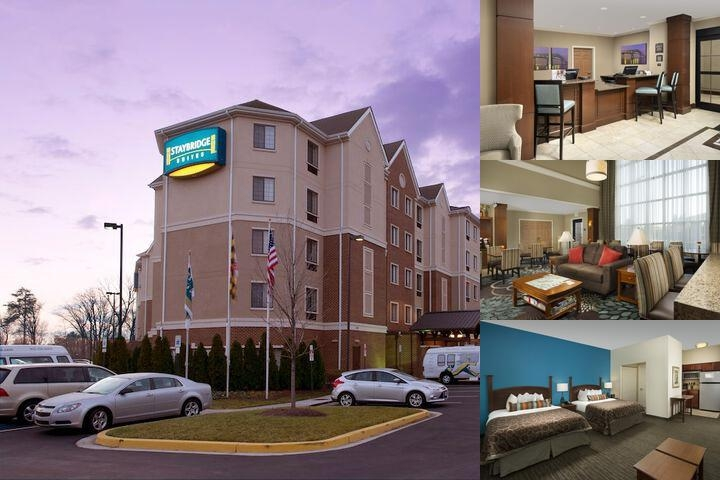Staybridge Suites BWI Airport photo collage