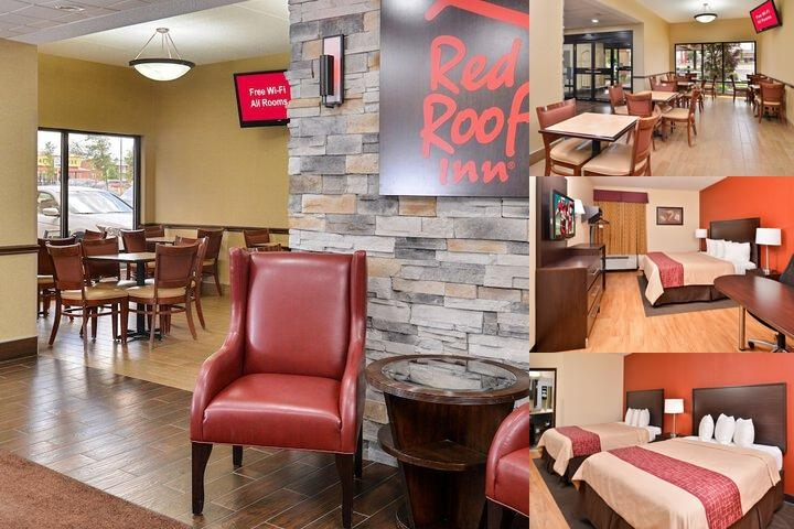 Red Roof Inn 174 Amp Suites Columbus Oh 4530 West Broad 43228