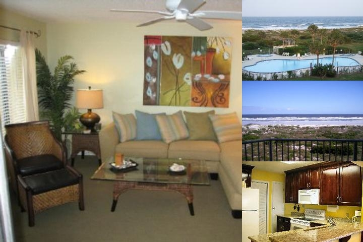 Colony Reef Club photo collage