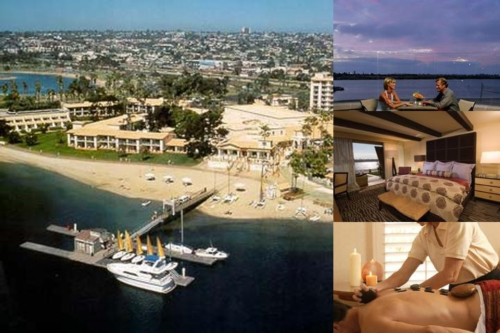 The Hilton San Diego Resort & Spa photo collage