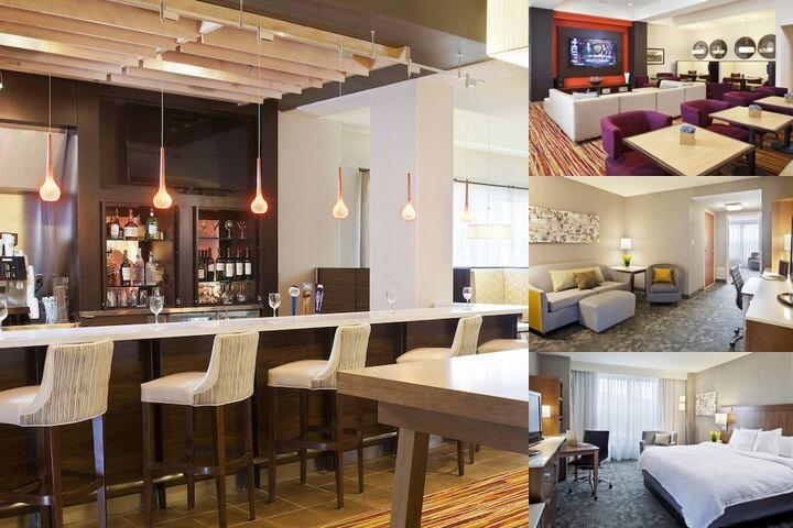 Courtyard by Marriott Pueblo Downtown photo collage