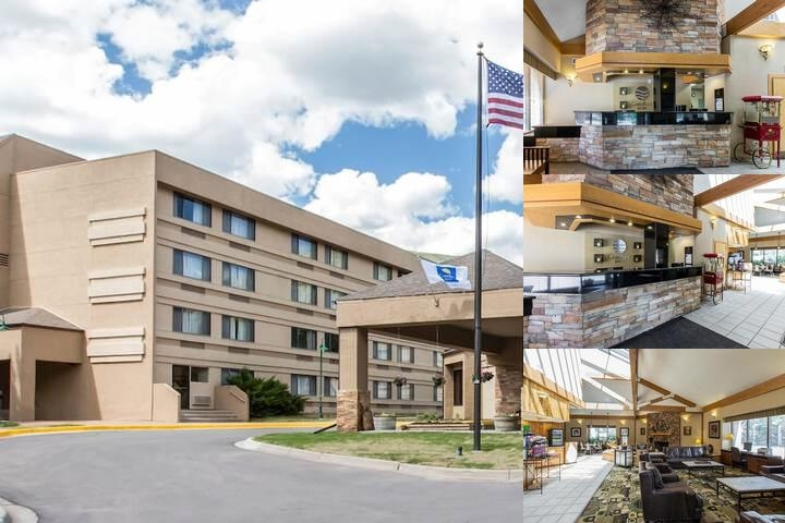 Comfort Inn Vail / Beaver Creek photo collage