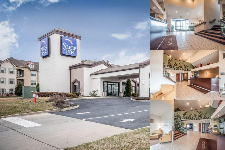Sleep Inn Cinnaminson Philadelphia East photo collage