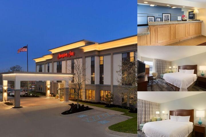 Zanesville Hampton Inn photo collage